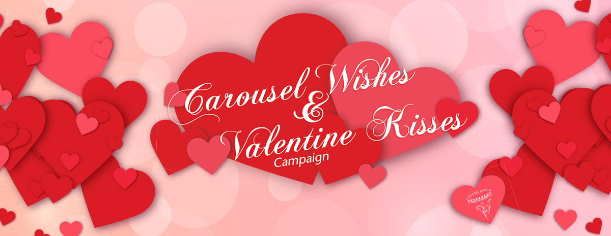 Carousel Wishes & Valentine Kisses